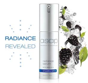 asap radiance serum